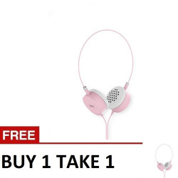 Remax,, Portable Wired Headphone B1T1 RM910 Pink, pink, Portable Wired Headphone B1T1 RM910 Pink,pink,Portable Wired Headphone B1T1 RM910 Pink image here