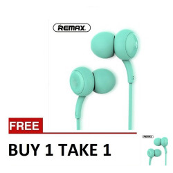 Remax, Concave-convex earphone B1T1 RM 510 Green,green,Concave-convex earphone B1T1 RM 510 Green image here