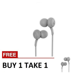 Remax, Concave-convex earphone B1T1 RM 510 Grey image here