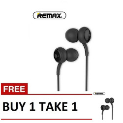 Remax, Concave-convex earphone B1T1 RM 510 Black,black,Concave-convex earphone B1T1 RM 510 Black image here
