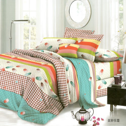 Queen Linen Collection Bedsheet Set of 3 image here