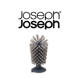 Joseph Joseph Brush-up In-sink Brush with Suction Cup - Grey image here