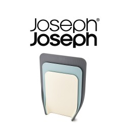 Joseph Joseph Nest Chop, Set of 3 Nesting Chopping Boards - Opal ,60122 image here