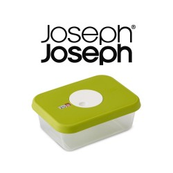 Joseph Joseph Dial Storage Container with Datable Lid,  0.9 Litre - Green ,81037 image here
