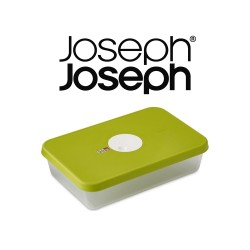 Joseph Joseph Dial Storage Container with Datable Lid, 1.2 Litre - Green ,81039 image here
