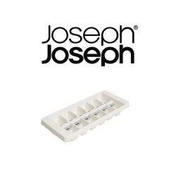 Joseph Joseph, QuickSnap Ice Cube Tray, White, ICET0100SW image here
