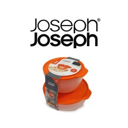Joseph Joseph M-Cuisine Bowl and Dish Set image here