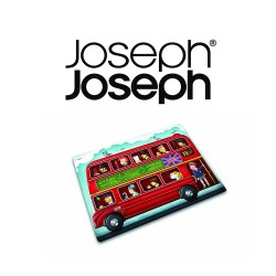 Joseph Joseph Worktop Saver, London Bus - 30 x 40 cm image here
