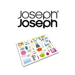 Joseph Joseph, Worktop Saver Kitchen tools WTS 30 x 40 cm, KITT012AS image here