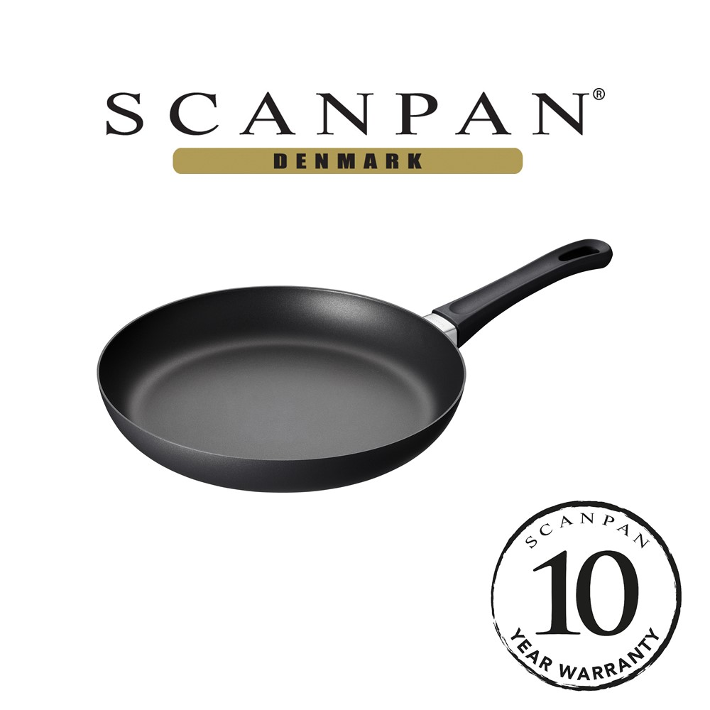 SCANPAN Classic Fry Pan - 28cm (with 10 year warranty) image here