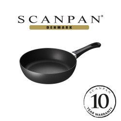 SCANPAN, Classic Saute Pan in Sleeve - 24cm (with 10 year warranty), 24101203 image here