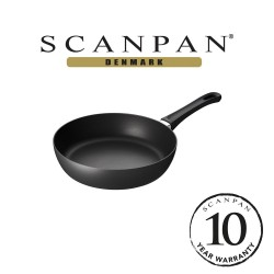 SCANPAN Classic Saute Pan in Sleeve - 26cm (with 10 year warranty)  26101203 image here