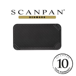 SCANPAN Classic Stove Top Grill - 44x24cm (with 10 year warranty) image here
