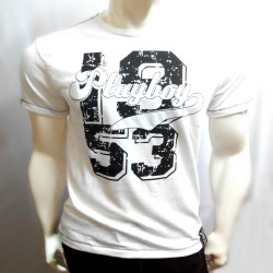 PLAYBOY, TSHIRT 601, WHITE, 18706011 image here