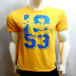 PLAYBOY, TSHIRT 601, YELLOW, 18706012 image here