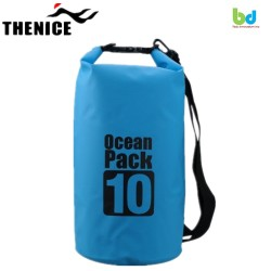 Thenice Waterproof Dry Bag 10L Blue image here