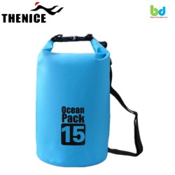 Thenice, Waterproof Dry Bag 15L, Blue,Waterproof Dry Bag 15L Blue image here