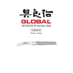 Global GSF - 17 Peeling Knife - Curved 6cm  110001700 image here