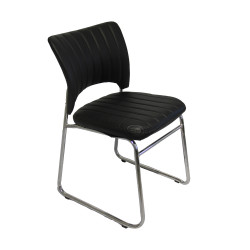 IGO Home Furniture, GAEL CHAIR, black, DS074LFB image here