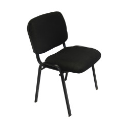 IGO Home Furnuture ARSEN CHAIR black DS059MB image here