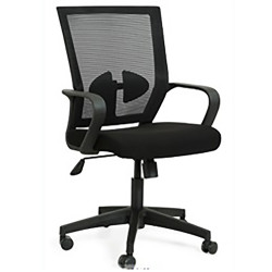 IGO Home Furniture, Office Chair, black, P40 image here