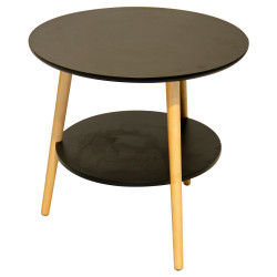 COSETTE Center Table black S1C2B40 image here