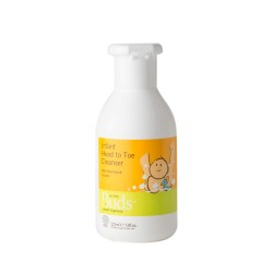 Buds Everyday Organics Infant Head to Toe Cleanser image here