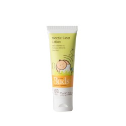 Buds Everyday Organics | Mozzie Clear Lotion image here