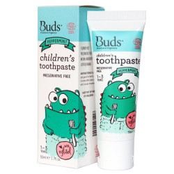 Children's Toothpaste with Xylitol Peppermint image here