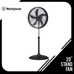 STAND FAN METAL GRILL 20 image here