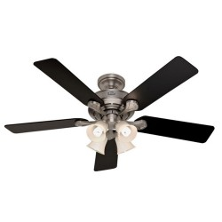 CLNG FAN AUGUSTA 5-BLD 52 ANT. PEWTER image here
