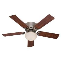 CLNG FAN LOW PROFILE with Lights. 5-B 52 A.P image here