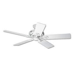 CLNG FAN SAVOY 5-BLD 52 WHITE image here
