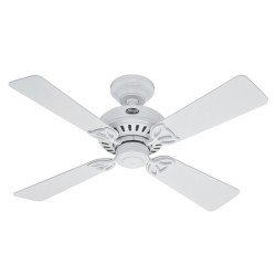 CLNG FAN BAYPORT 4-BLD 42 WHITE image here
