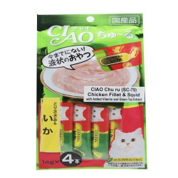 CIAO CHU RU CHICKEN FILLET & SQUID 14G PACK (SC-79) image here