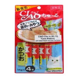 CIAO,CHU RU TUNA (KATSUO) 14G PACK (SC-72),589 image here