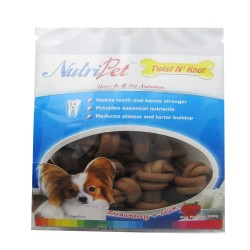 Nutripet,518-Twist N Knot Strawberry & Milk 200G,630 image here