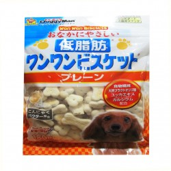 Doggyman,82023-Low Fat Milk Biscuit 180G,646 image here