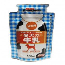 Z0708-DOGGYMAN HEALTHY MILK FOR PUPPIES 100ML image here