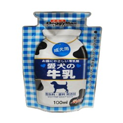 Z0709-DOGGYMAN HEALTHY MILK FOR ADULT DOGS 100ML image here