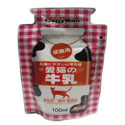 Z0705-CATTYMAN HEALTHY MILK FOR ADULT CATS 100ML image here