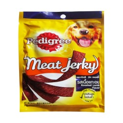 PEDIGREE MEAT JERKY ROASTED LAMB 80G image here