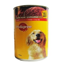 PEDIGREE CAN BEEF 1.15KG image here