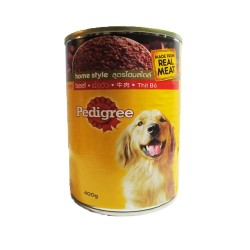 Pedigree,Can Beef 400G,725 image here