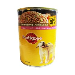 PEDIGREE CAN PUPPY 400G image here