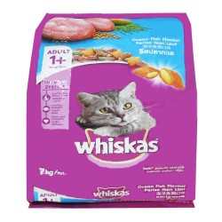 WHISKAS OCEAN FISH 7KG image here