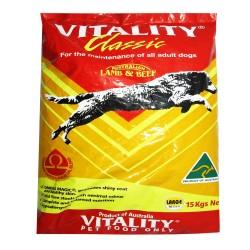 VITALITY CLASSIC LARGE BITES 15KG 735 image here