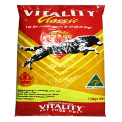 VITALITY CLASSIC SMALL BITES 15KG image here