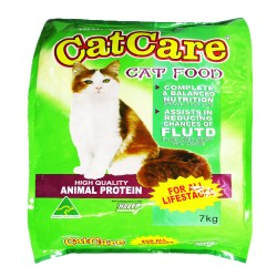 CAT CARE CAT FOOD 7KG,745 image here