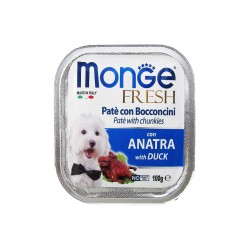 MONGE FRESH DUCK 100G image here